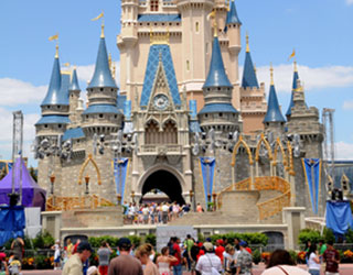 Educational Tours - ORLANDO AREA ATTRACTIONS - 3 DAYS (Call for special Florida school pricing) - ET